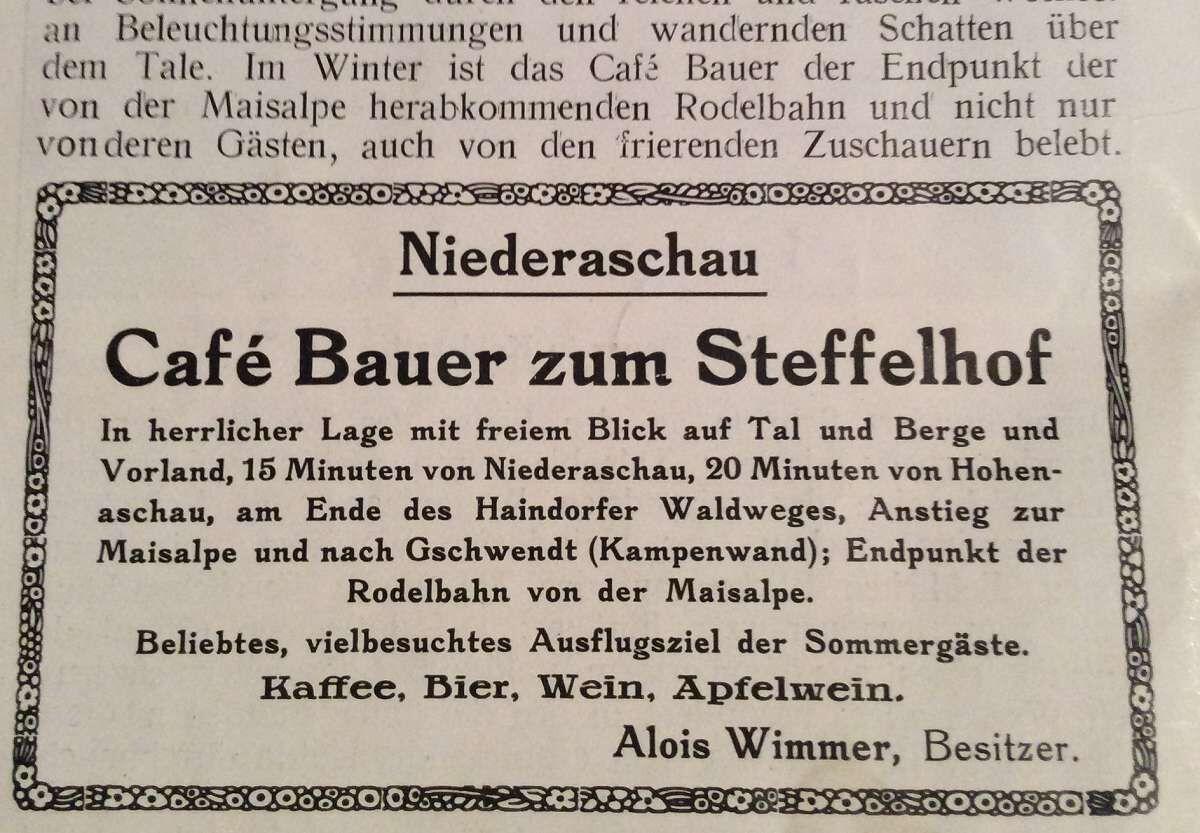 Artikel Gästehaus Bauer (1)