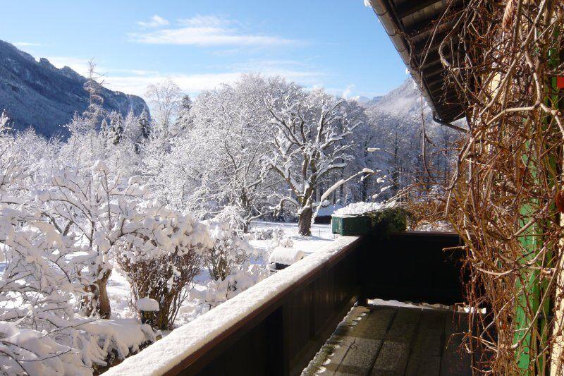 Gästehaus Bauer im Winter (1)
