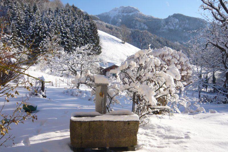 Gästehaus Bauer im Winter (5)