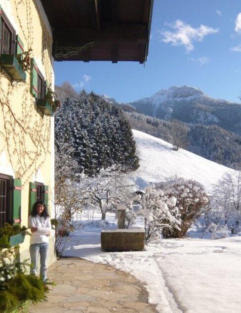 Gästehaus Bauer im Winter (9)