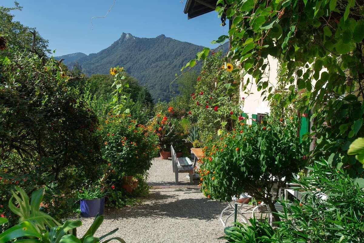 Garten Gästenhaus Bauer (9)