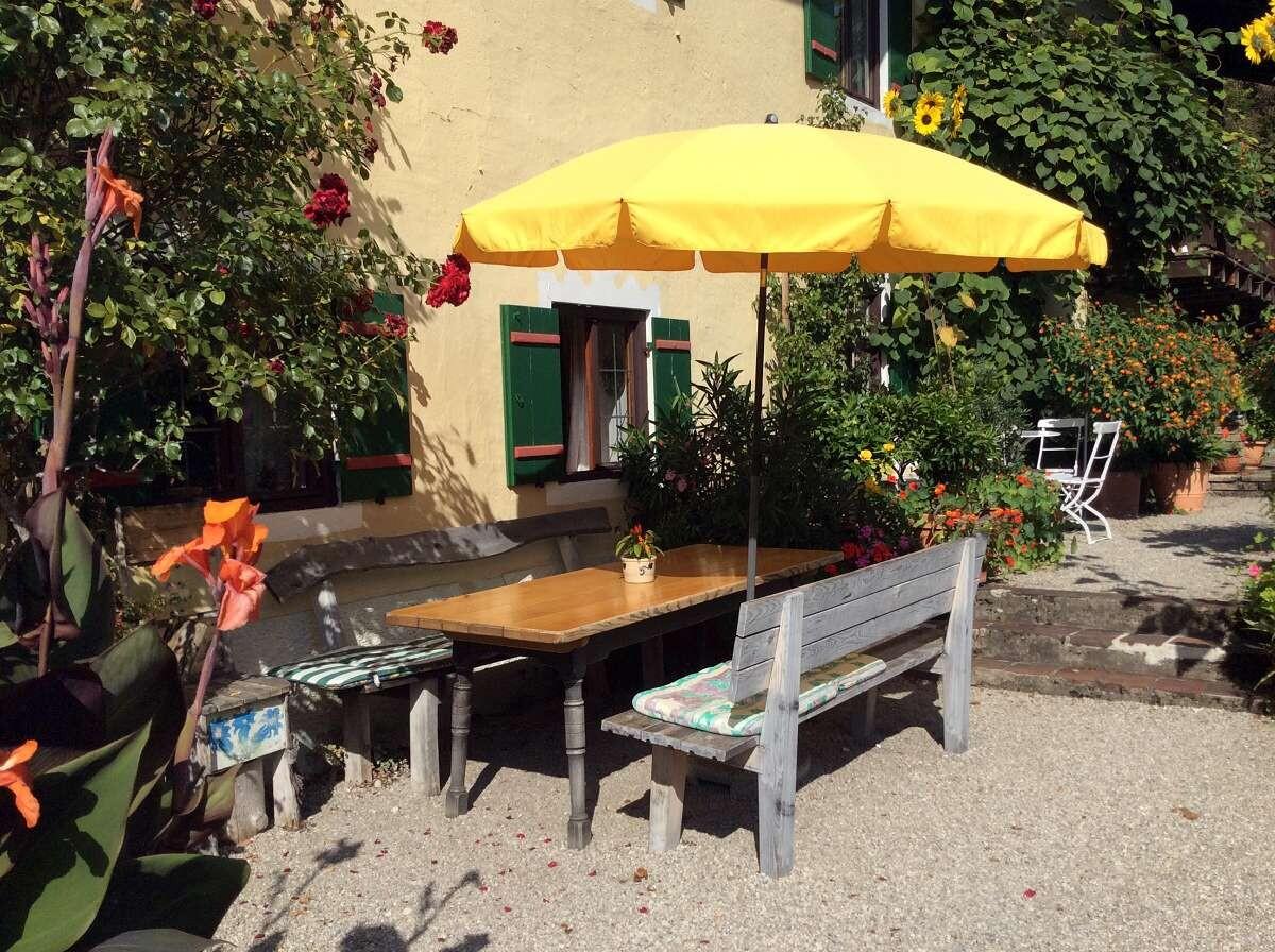 Terrasse Gästenhaus Bauer (5)