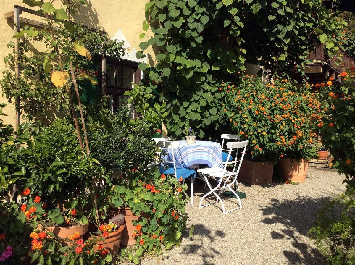 Terrasse Gästenhaus Bauer (6)